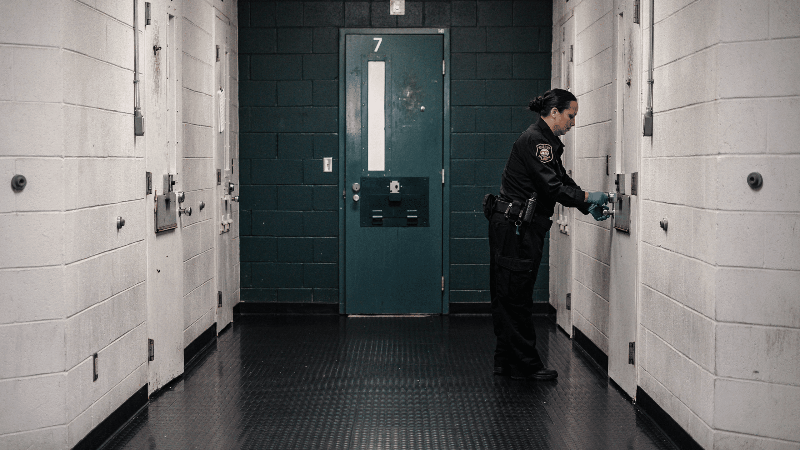 Hiring: Correctional Officer Trainee